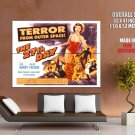 The 27th Day Terror From Outer Space Huge Giant Print Poster