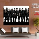 The Expendables Thriller Movie Huge Giant Print Poster