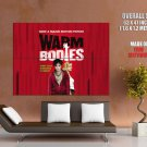 Warm Bodies Movie Fantasy Nicholas Hoult Huge Giant Print Poster