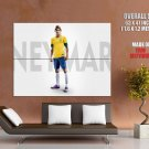 Neymar Football Sport Brasil Barselona Huge Giant Print Poster