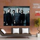 Linkin Park Rock Band Music Chester Bennington Huge Giant Print Poster