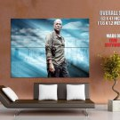 John Mcclane A Good Day To Die Hard Willis Actor Huge Giant Print Poster