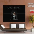 Emilia Clarke Actress Tv Show Game Of Thrones Daenerys Huge Giant Print Poster