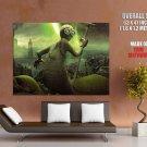 Nine 9 Movie Elijah Wood Christopher Plummer Huge Giant Print Poster