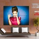 Jennifer Lopez Singer Music Actress Hip Hop Huge Giant Print Poster