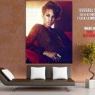Hip Hop Soul Blues Alicia Keys Singer Huge Giant Print Poster