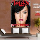 Pop Rock Synthpop Singer Katy Perry Huge Giant Print Poster