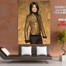 Singer Dancer Michael Jackson Pop Soul Huge Giant Print Poster