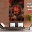 Passion Pit Wild Cat Feed Beat HUGE GIANT Print POSTER
