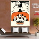 Charlie Brown Great Pumpkin SchulzHUGE GIANT Print POSTER