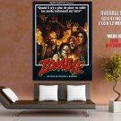 Zombie Film De George A Romero Huge Giant Print Poster