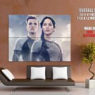Jennifer Lawrence The Hunger Games Movie Fantasy Huge Giant Print Poster