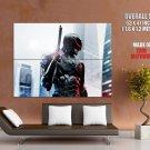 Robo Cop Thriller Movie Fantasy Joel Kinnaman Huge Giant Print Poster