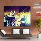 Joseph Emajoenation Jabbawockeez Dance Huge Giant Print Poster