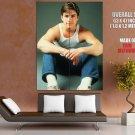 Tom Cruise Actor Rain Man Huge Giant Print Poster