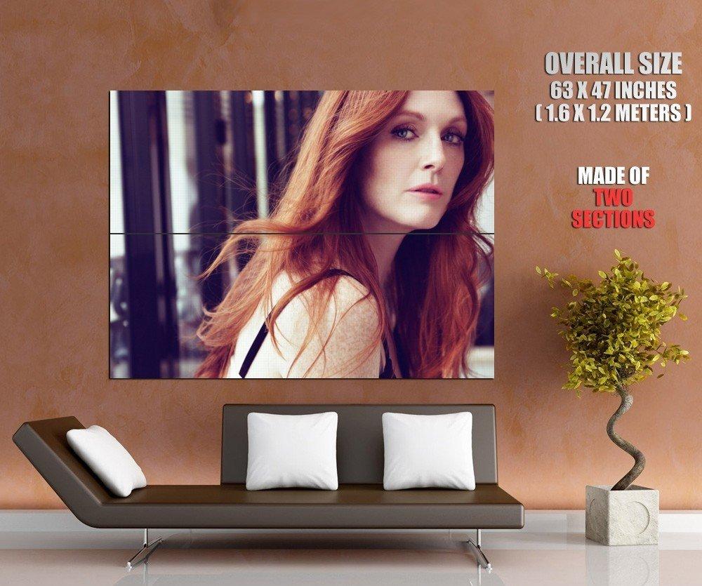 Moore Actress Film Don Jon Huge Giant Print Poster
