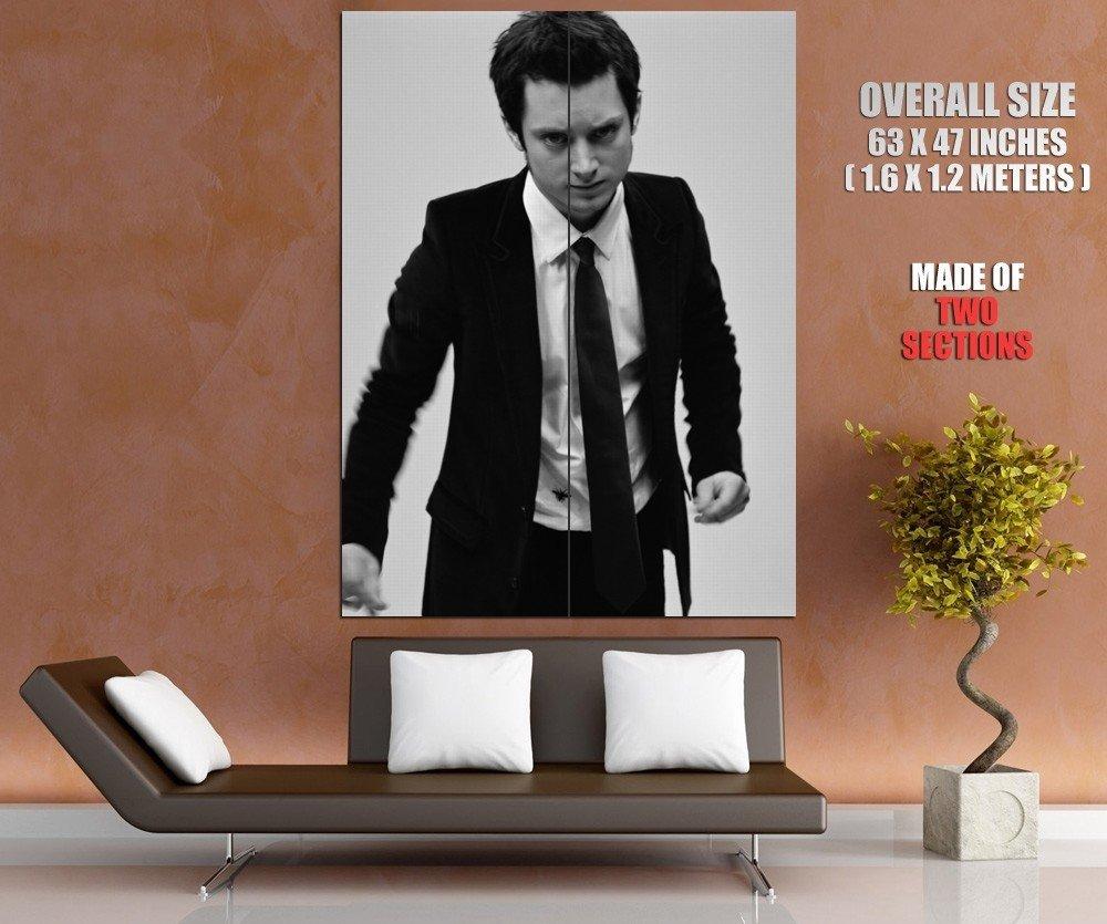 Elijah Wood Actor Hooligans Huge Giant Print Poster