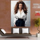 Hilary Swank Actress Million Dollar Baby Huge Giant Print Poster