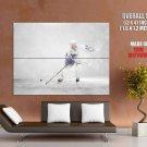 Henrik Sedin Swedish Sport Hockey Vancouver Canucks HUGE GIANT Print POSTER
