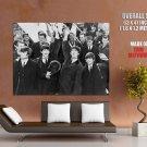 The Beatles Rock Lennon Mc Cartney Huge Giant Print Poster