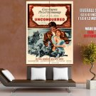 Unconquered 1947 Retro Movie Vintage HUGE GIANT Print Poster
