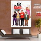 Film The Big Bang Theory Hofstadter Wolowitz Huge Giant Print Poster