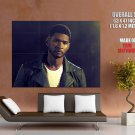 Usher Amazing Cool R B Music Singer Huge Giant Print Poster