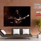 Motorhead Lemmy Wurzel Hard Rock Music Band HUGE GIANT Print Poster