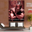 Dmx Book Cover Hip Hop Music Singer Huge Giant Print Poster