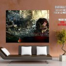 Dead Island Riptide Zombies Video Game Art HUGE GIANT Print Poster