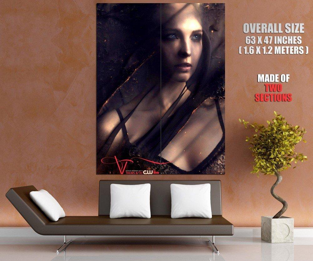 The Vampire Diaries Caroline TV Series HUGE GIANT Print Poster