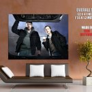 The Killing Holder Linden TV Series HUGE GIANT Print Poster