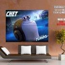 Turbo Chet Animation 2013 HUGE GIANT Print Poster