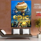Epic Bufo Animation 2013 HUGE GIANT Print Poster