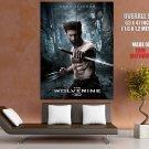 The Wolverine Hugh Jackman Movie 2013 HUGE GIANT Print Poster