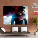 Man Of Steel Henry Cavill Movie 2013 HUGE GIANT Print Poster