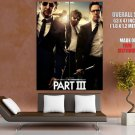 The Hangover Part Iii Phil Stu Alan Movie Huge Giant Print Poster