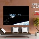 Gravity Movie 2013 Space Earth HUGE GIANT Print Poster