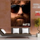 The Hangover Part Iii Zach Galifianakis Huge Giant Print Poster