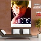 Jobs Ashton Kutcher Movie 2013 HUGE GIANT Print Poster