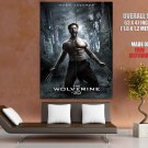 The Wolverine Hugh Jackman Movie 2013 HUGE GIANT Print Poster