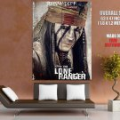 The Lone Ranger Tonto Depp Movie 2013 HUGE GIANT Print Poster