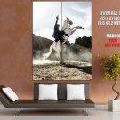 The Lone Ranger Horse Movie 2013 HUGE GIANT Print Poster