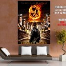 The Hunger Games Movie Huge Giant Print Poster