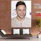Olly Murs Portrait Smile Pop Singer Music HUGE GIANT Print Poster