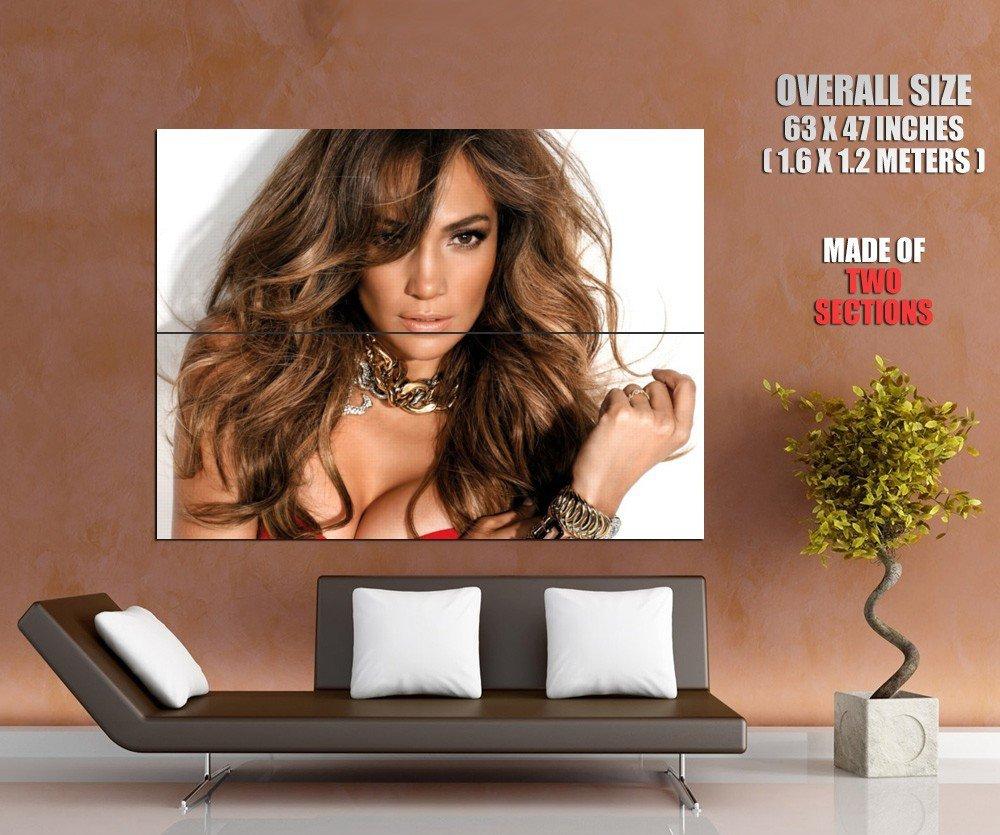 Jennifer Lopez Hot Pop R B Singer Music Huge Giant Print Poster
