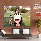 Lindsey Stirling Violinist Dubstep Music HUGE GIANT Print Poster