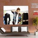 Justin Bieber Music Singer HUGE GIANT Print Poster