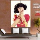 Kimbra Music Singer Huge Giant Print Poster