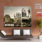 The Walking Dead Tv Series Huge Giant Print Poster